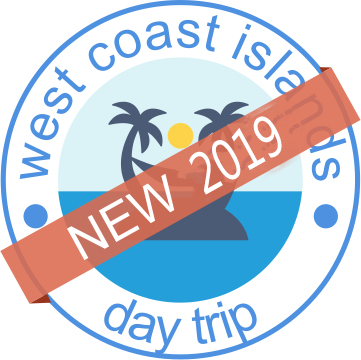 west coast beaches logo